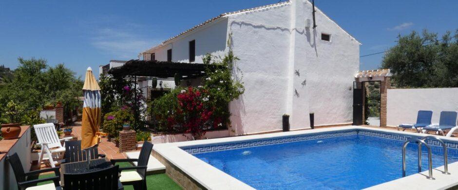 Home and Income, Detached Villa in Viñuela – Ref: XL3446